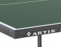 ARTIS Stůl na stolní tenis 126 indoor - deska a hrana