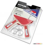 KETTLER set pálek a míčků MATCH TT-SET