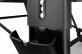 SPONETA Design Line - Black Outdoor - detail zásobníku na míčky