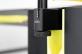 SPONETA Design Line - Raw Outdoor - detail nastavení síťky