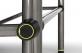 SPONETA Design Line - Raw Outdoor - detail rámu 2