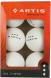 Míčky na stolní tenis 3 - 6 ks ARTIS